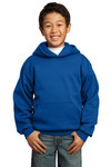 Bolles Athletics Youth Pullover Hooded Sweatshirt_R25