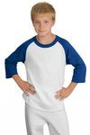Bolles Youth Colorblock Raglan Jersey