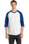 Flagler Athletics Colorblock Raglan Jersey